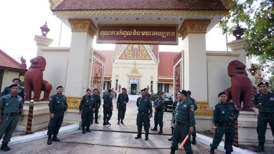Campuchia: Đảng đối lập bị giải thể - Ảnh 1.