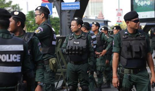 Campuchia: Đảng đối lập bị giải thể - Ảnh 2.