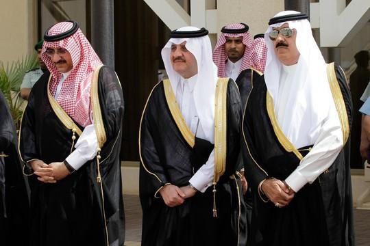 Nộp 1 tỉ USD, hoàng thân Ả Rập Saudi được thả - Ảnh 1.