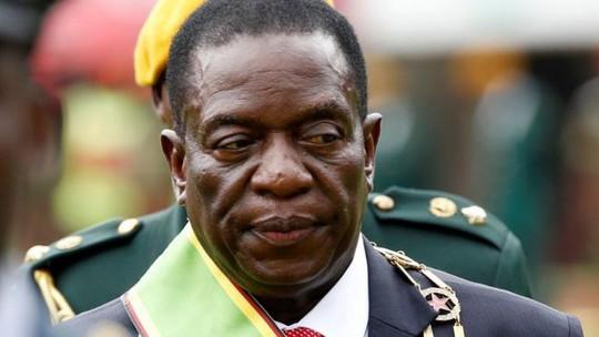 Tân tổng thống Zimbabwe trả ơn quân đội? - Ảnh 1.