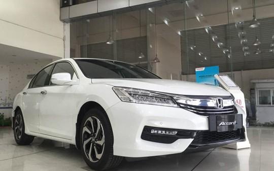 Ô tô Honda giảm 130 triệu: Các hãng xe cạnh tranh quyết liệt - Ảnh 2.