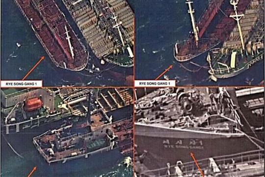 Ông Trump: Bắt quả tang Trung Quốc tuồn dầu cho Triều Tiên - Ảnh 2.