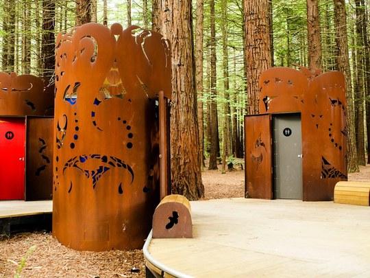 Kinh ngạc với 16 nhà vệ sinh có thiết kế ấn tượng nhất trên thế giới - Ảnh 12.