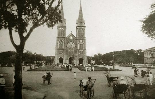 Tiền thân của Nhà thờ Đức Bà là một ngôi chùa nhỏ - Ảnh 13.