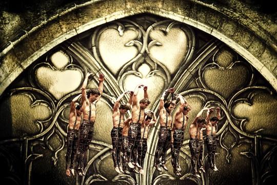 Bí mật đằng sau màn biểu diễn nước lớn nhất thế giới ở Macau - Ảnh 13.
