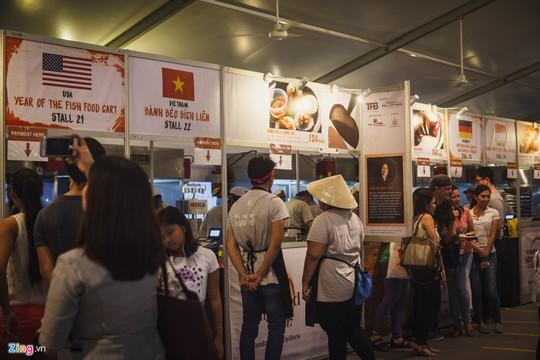 Bánh bèo, bánh xèo Việt Nam xuất hiện ở Đại hội ẩm thực thế giới - Ảnh 14.