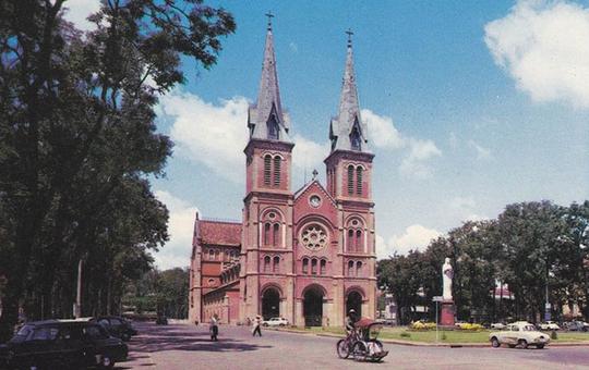 Tiền thân của Nhà thờ Đức Bà là một ngôi chùa nhỏ - Ảnh 14.