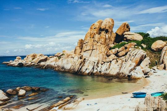 Sướng mắt với biển, đá và cua ở cù Lao Câu - Ảnh 15.
