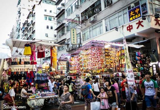 Chợ Quý Bà, thiên đường mua sắm hàng hiệu giá rẻ ở Hồng Kông - Ảnh 5.