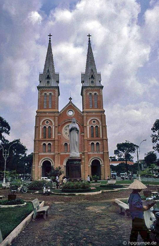 Tiền thân của Nhà thờ Đức Bà là một ngôi chùa nhỏ - Ảnh 15.