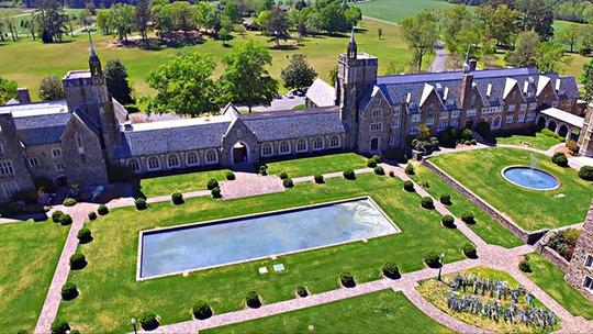 Lạc lối trong khuôn viên trường đại học rộng nhất thế giới - Ảnh 16.