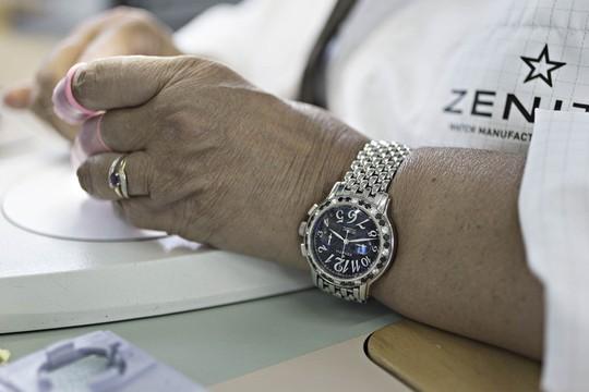 Bí mật 150 năm của xưởng sản xuất đồng hồ Thụy Sỹ - Ảnh 3.