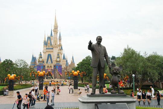 """""""Điểm danh"""" 10 công viên giải trí nổi tiếng nhất thế giới - Ảnh 3."""