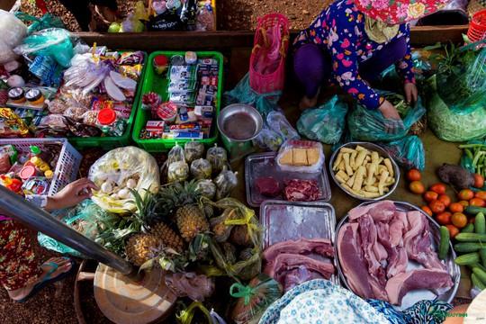Bình minh tuyệt đẹp ở làng chài trên sông Đồng Nai - Ảnh 21.