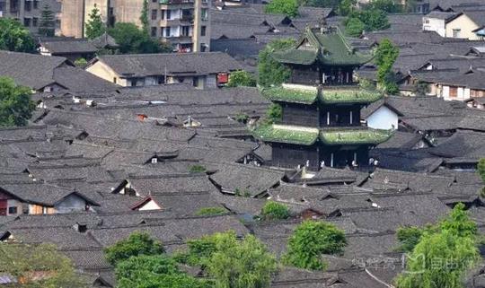Những điểm du lịch nổi như cồn, đẹp lung linh ở Trung Quốc - Ảnh 22.