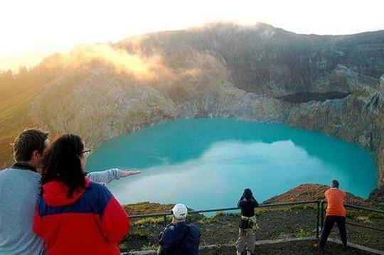 Điêu đứng trước vẻ đẹp 10 hồ núi lửa đẹp ngất ngây - Ảnh 10.