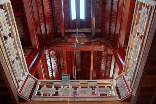 Ngôi nhà toàn gỗ giá 30 tỉ đồng giữa TP Hà Tĩnh - Ảnh 4.