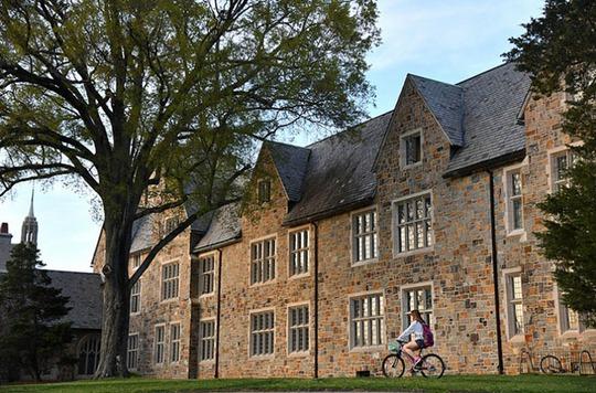Lạc lối trong khuôn viên trường đại học rộng nhất thế giới - Ảnh 4.