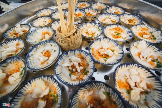 Bánh bèo, bánh xèo Việt Nam xuất hiện ở Đại hội ẩm thực thế giới - Ảnh 4.