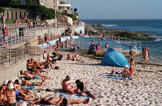 Bể bơi giữa biển khơi - nơi hút khách bậc nhất ở Sydney - Ảnh 8.