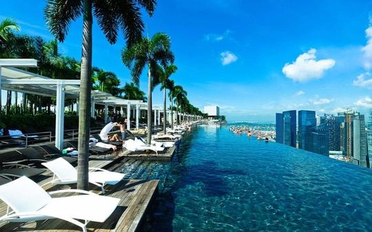 10 khách sạn có bể bơi sân thượng đẹp nhất - Ảnh 4.