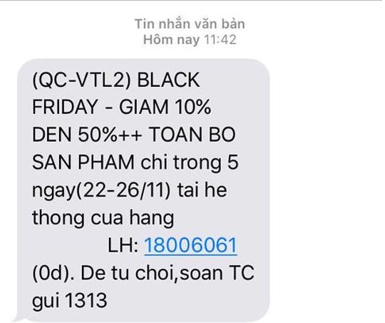 Black Friday đã quá nhàm, Việt Nam tháng nào cũng giảm - Ảnh 4.