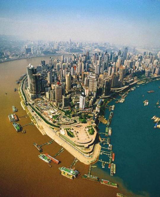 10 hợp lưu sông hùng vĩ trên thế giới - Ảnh 5.