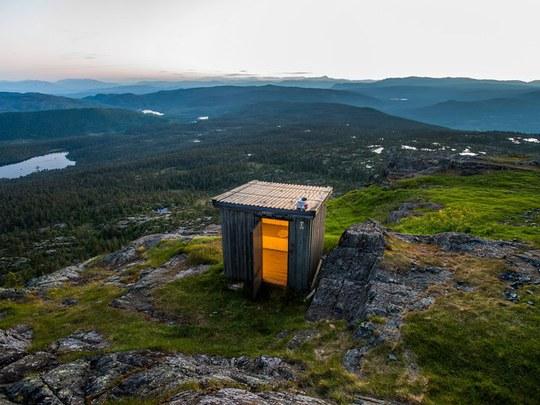 Kinh ngạc với 16 nhà vệ sinh có thiết kế ấn tượng nhất trên thế giới - Ảnh 5.