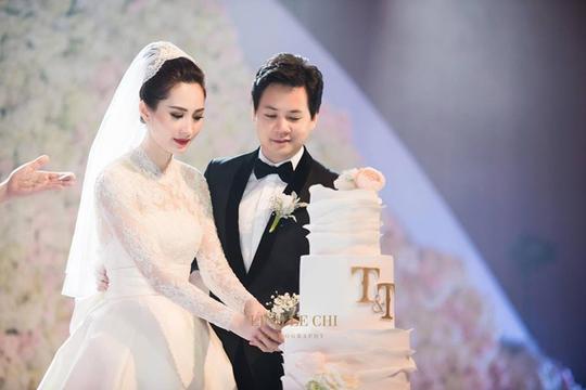 Khoảnh khắc ngọt ngào của hoa hậu Thu Thảo và chồng - Ảnh 5.