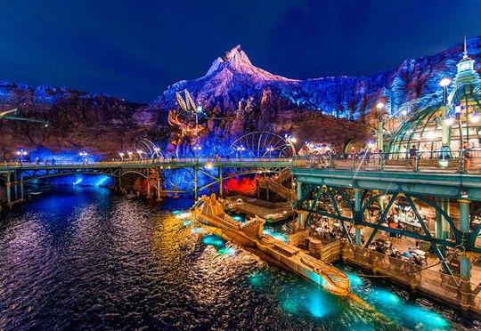 """""""Điểm danh"""" 10 công viên giải trí nổi tiếng nhất thế giới - Ảnh 5."""