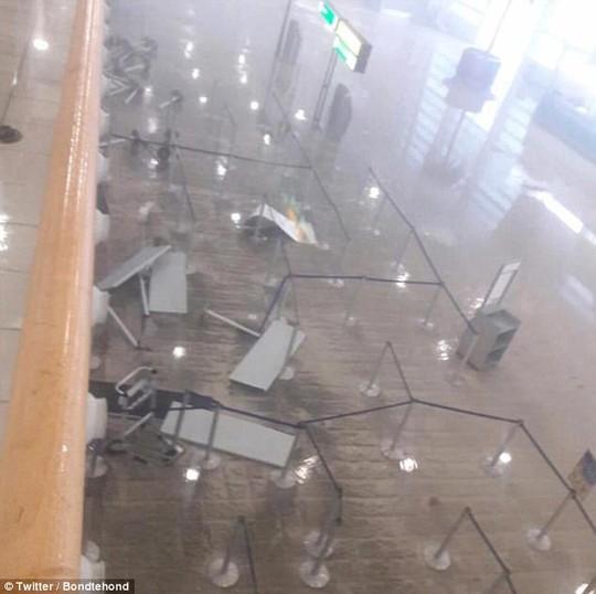 Siêu bão Irma phá hủy 90% đảo Barbuda, đang hướng đến Mỹ - Ảnh 6.