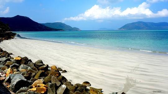 Tháng 4 về với thiên đường biển Côn Đảo