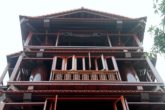 Ngôi nhà toàn gỗ giá 30 tỉ đồng giữa TP Hà Tĩnh - Ảnh 7.