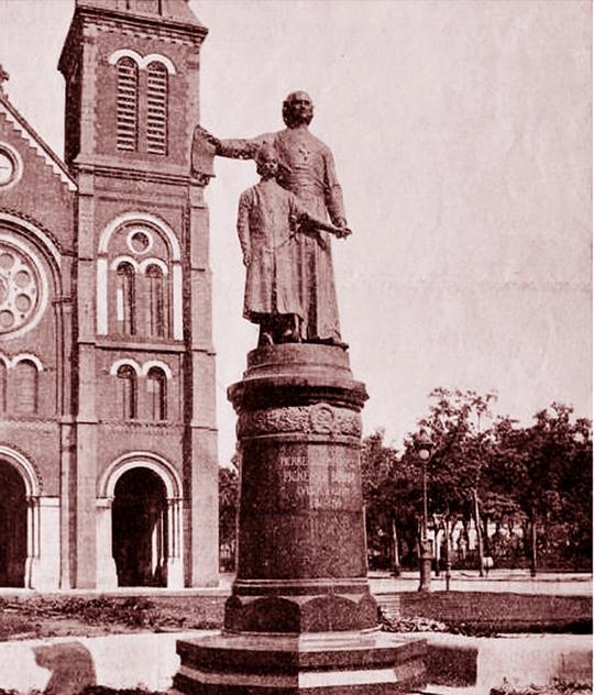 Tiền thân của Nhà thờ Đức Bà là một ngôi chùa nhỏ - Ảnh 7.