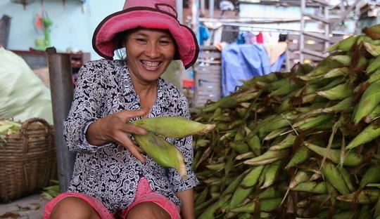 Chợ bắp lớn nhất Sài Gòn - Ảnh 7.