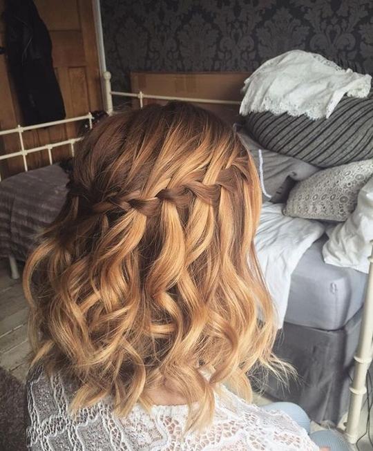 Những kiểu tóc đẹp cho mùa hè này! - Ảnh 8.