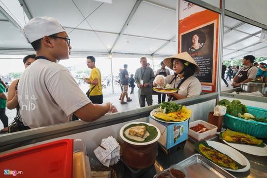 Bánh bèo, bánh xèo Việt Nam xuất hiện ở Đại hội ẩm thực thế giới - Ảnh 8.