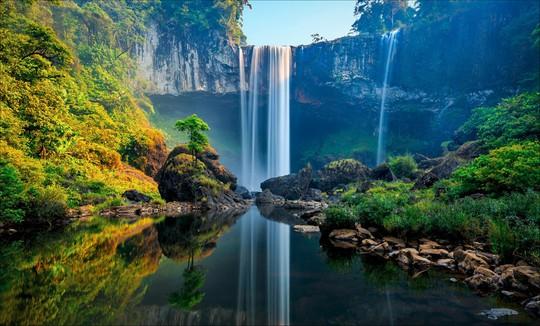 Những thác nước hùng vĩ đến khó tin ở Việt Nam - Ảnh 8.