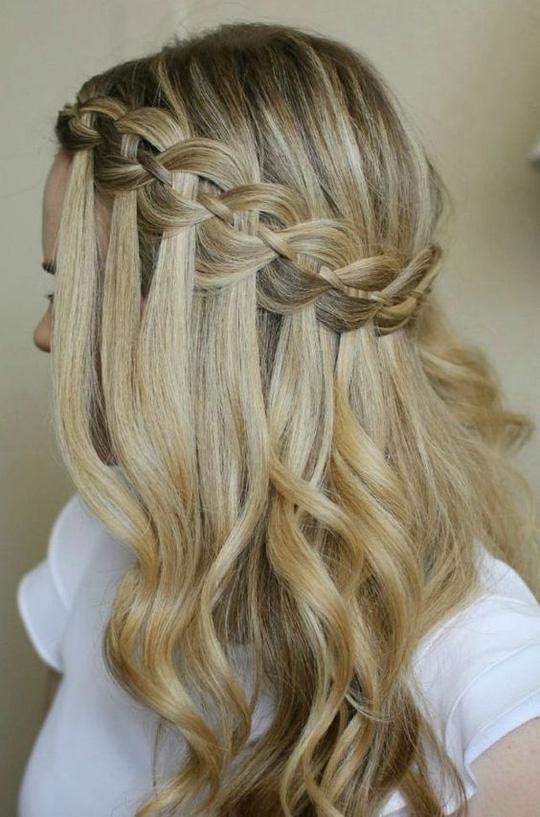 Những kiểu tóc đẹp cho mùa hè này! - Ảnh 9.