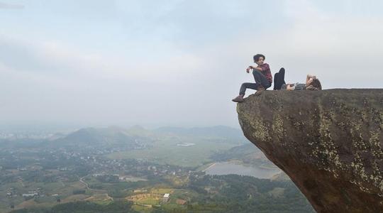 10 mỏm đá chỉ nhìn cũng tim đập chân run ở Việt Nam - Ảnh 9.