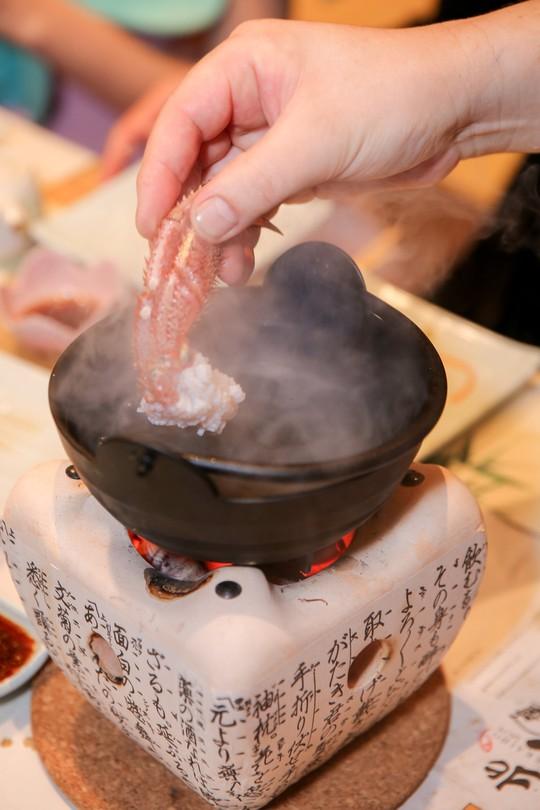 Cá ngừ vây xanh 300 triệu nhập từ chợ cá Nhật Bản - Ảnh 11.