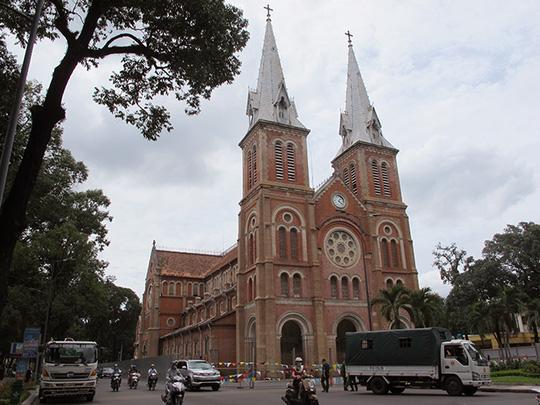 Tiền thân của Nhà thờ Đức Bà là một ngôi chùa nhỏ - Ảnh 10.