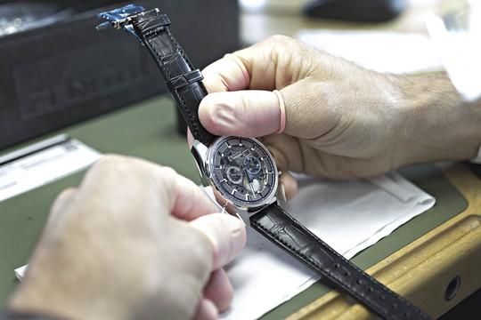 Bí mật 150 năm của xưởng sản xuất đồng hồ Thụy Sỹ - Ảnh 10.