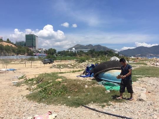 Ngừng dự án lấn vịnh Nha Trang - Ảnh 1.