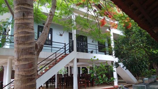 Resort lậu nhan nhản vịnh Bái Tử Long - Ảnh 1.