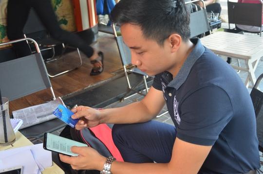 Ở Đà Nẵng, chủ thẻ visa bị rút hơn 40 triệu từ Indonesia - Ảnh 1.