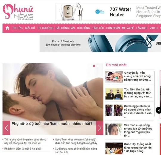 Đình bản 3 tháng Tạp chí điện tử Nhà quản lý và trang Phụ nữ News - Ảnh 2.