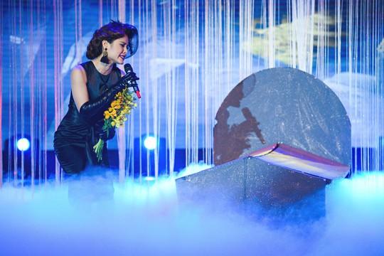 Phương Trinh Jolie đăng quang Hãy nghe tôi hát 2017 - Ảnh 1.