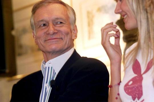 Ông trùm sáng lập tạp chí Playboy qua đời - Ảnh 2.