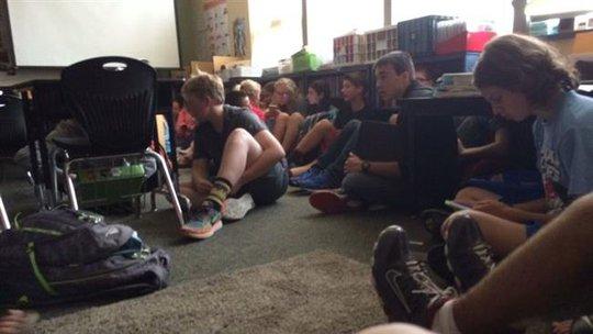 Mỹ: Học sinh bị bắn chết vì cố ngăn xả súng - Ảnh 3.